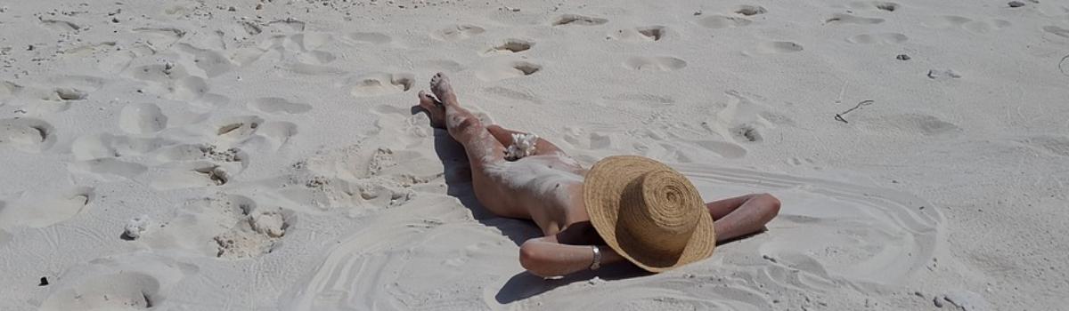 Urlaub nackt Geschichte: Der